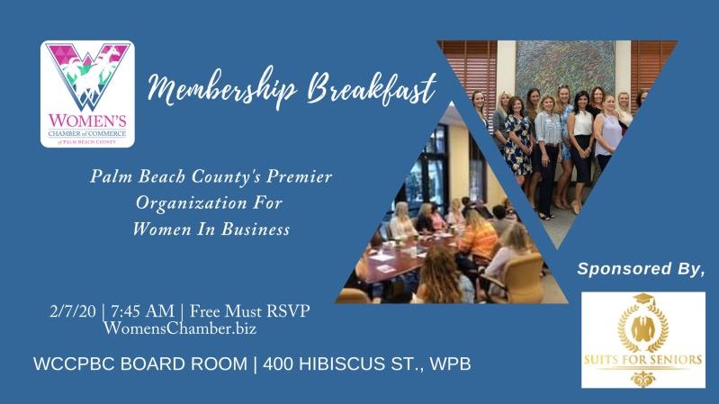 Membership Breakfast